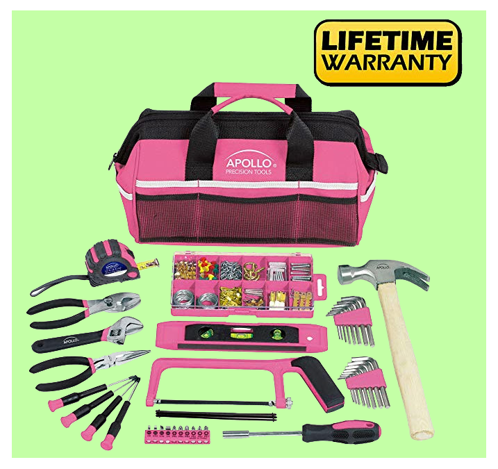Tool Bag for power tools on www,ladiestoolkit.com
