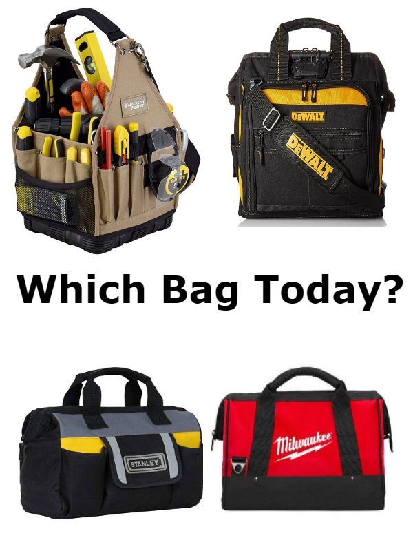which tool bag to choose for the day's work from www.ladiestoolkit.com