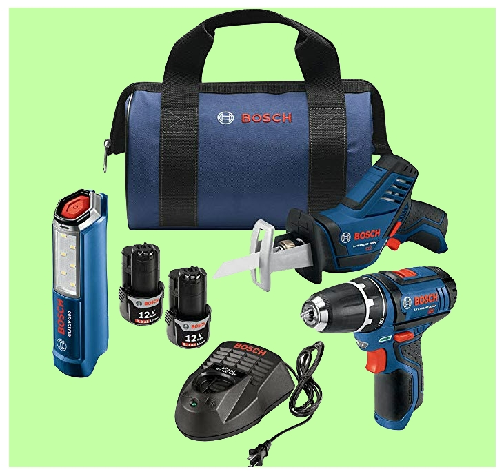 Bosch combo power tool kit www.ladiestoolkit.com