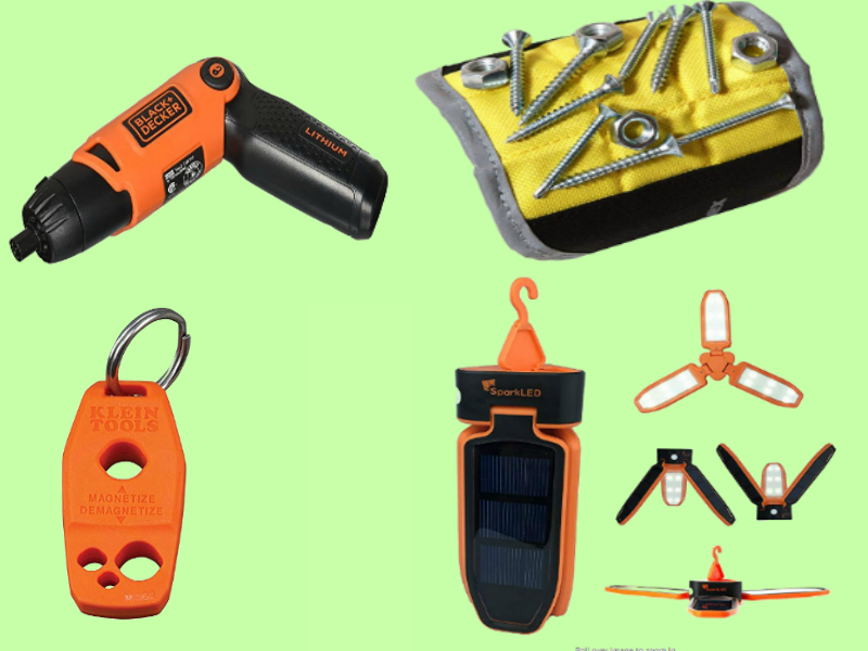 Power Tool Accessories For Secret Santa